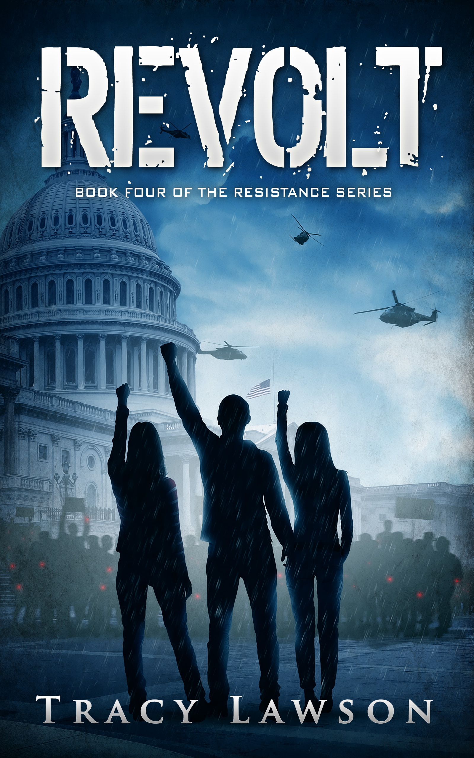Revolt book four of the resistance series i like the idea of modern man resisting the encroachment on his freedom that is caused by a combination of fear obsession with control and economic greed fandeluxe Document